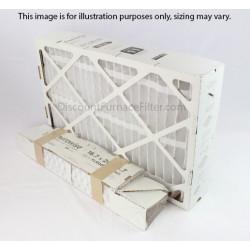 "Trane FLRQB5AH26M11 - QuikBox Replacement Media Filter 2-Pack, MERV 11 - 25.5"" x 20"" x 4.7"""