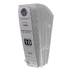 "Lennox X8309 - Healthy Climate HCXF16-10 MERV 10 Expandable Filter 16"" x 25"" x 5"""