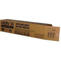 "Lennox X8311 - Healthy Climate HCXF14-10 MERV 10 Expandable Filter 20"" x 20"" x 5"""