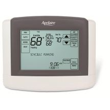 Aprilaire 8620 Universal Programmable Touch Screen Thermostat