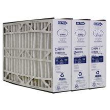 """Trion Air Bear 259112-105 (3 Pack) - Pleated Air Filter 16""""x25""""x5"""" MERV 11"""
