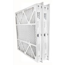 "Honeywell FC40R1011 (2-Pack) Return Grille Media Air Filter 20"" x 25"" x 4"""