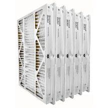 "Honeywell FC40R1029 (5-Pack) - 20"" x 30"" x 3"" Return Grille Pleated Air Filter, MERV 10"