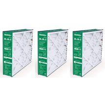 "GeneralAire 6FM2025 (3-Pack) - 20"" x 25"" x 5 "" Filter Media for MAC 2000, 3000, MAC-L, and Perfect Platform, MERV 11"