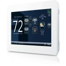 Lennox 10F81 - iComfort Wi-Fi Programmable Thermostat, 7 in. Touchscreen Color Display, Remote Access, One-Touch Away Mode