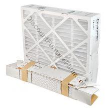 "Trane FLRQB5FR17M11- QuikBox Replacement Media Filter 2-Pack, MERV 11 - 16.7"" x 26"" x 4.7"""
