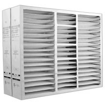 """Carrier FILCCCAR0020 (2 Pack) - Pleated Air Filter 20"""" x 25"""" x 5"""""""